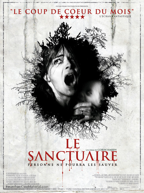 The Hallow - French Movie Poster