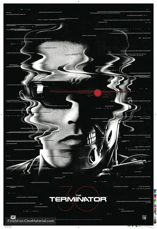 The Terminator - Movie Poster