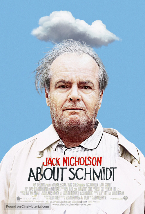 About Schmidt - Movie Poster