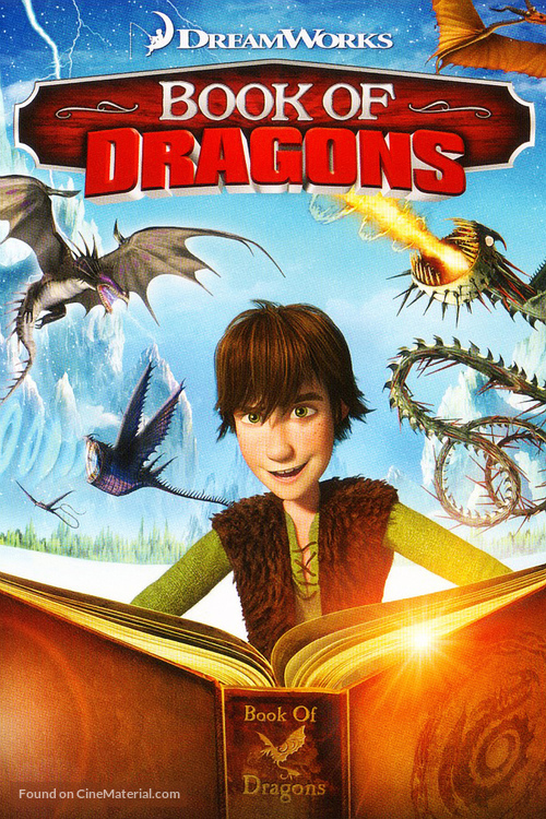 Book of Dragons - Movie Cover