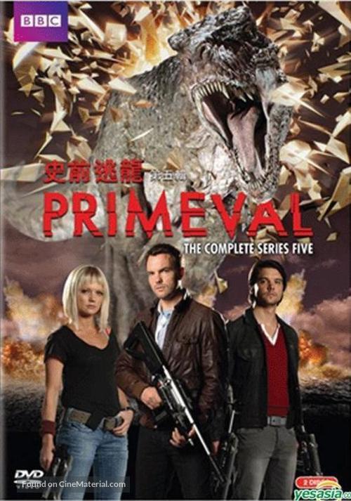 """Primeval"" - Hong Kong Movie Cover"