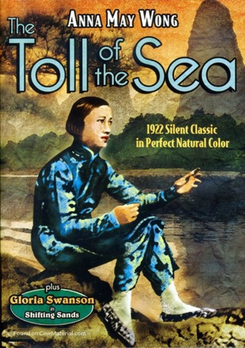 The Toll of the Sea - DVD movie cover
