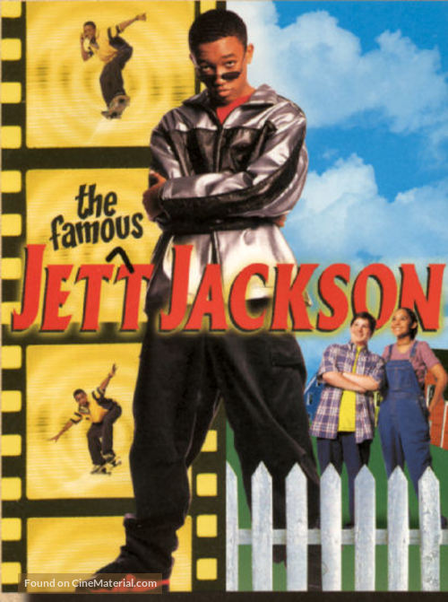 The Famous Jett Jackson - Movie Poster