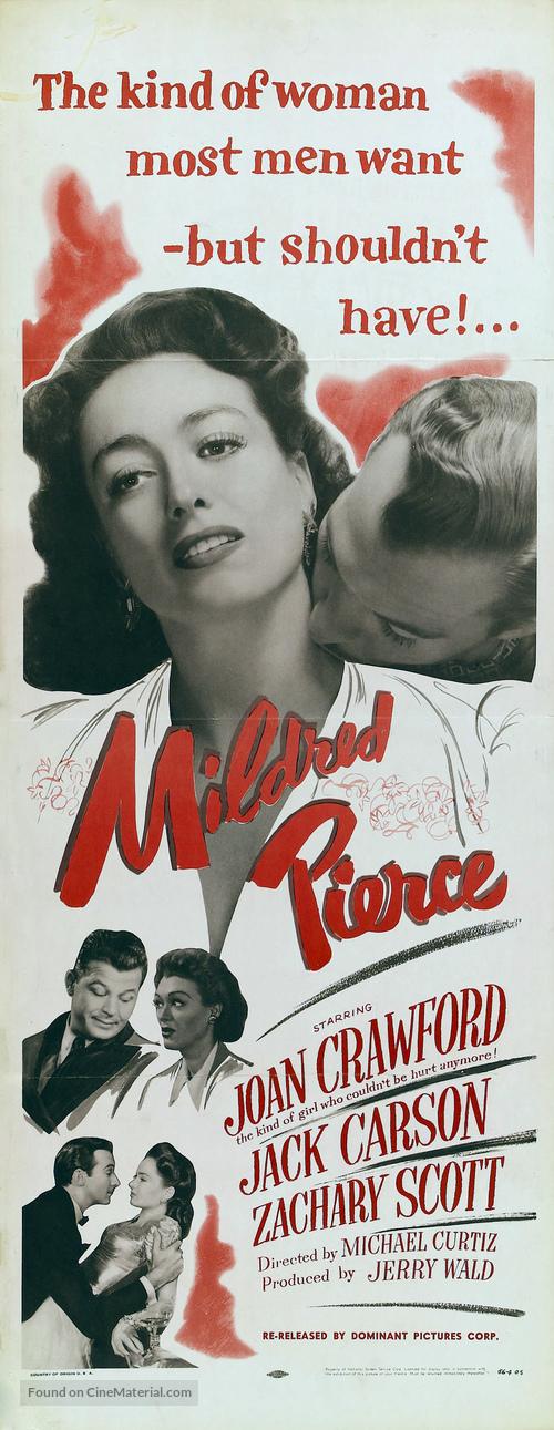 Mildred Pierce - Movie Poster