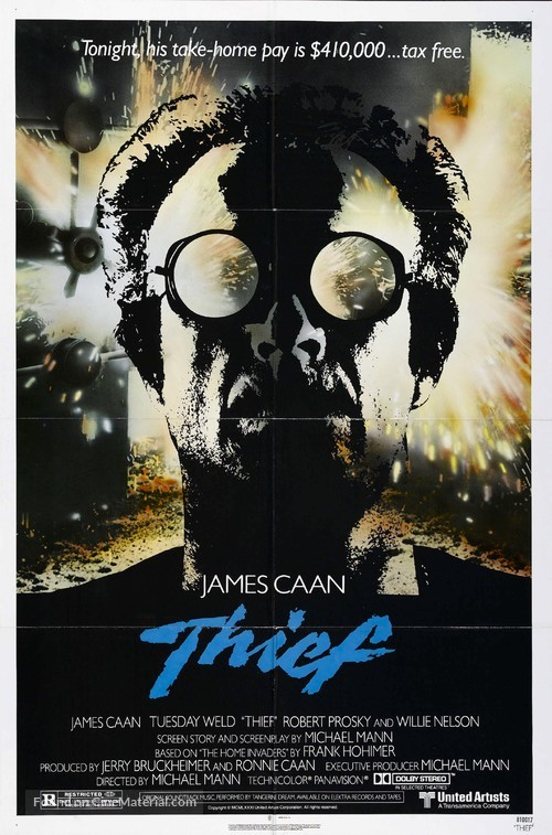 Thief - Movie Poster