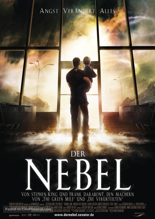 The Mist - German Movie Poster