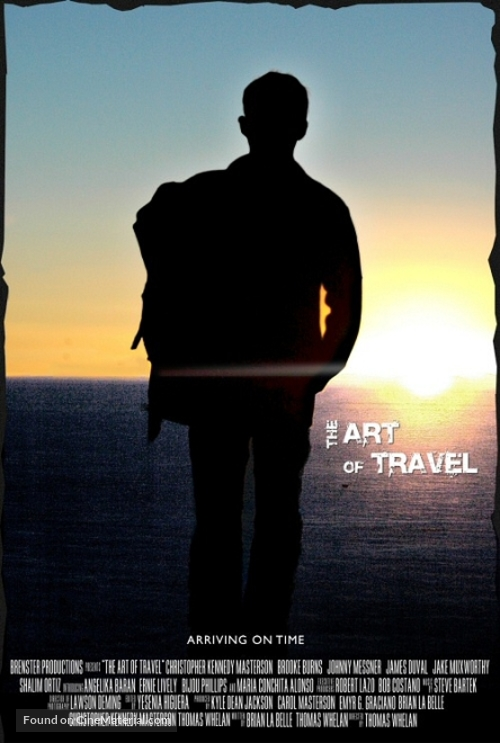 The Art of Travel - Movie Poster