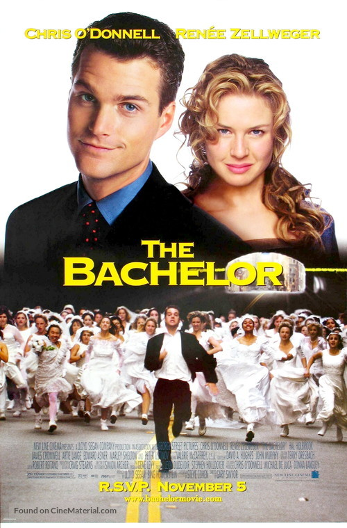 The Bachelor - Movie Poster