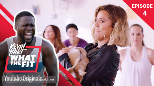 """""""Kevin Hart: What the Fit"""" - Video on demand movie cover"""