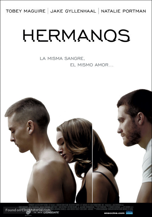 Brothers - Uruguayan Movie Poster