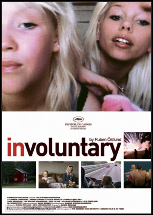 De ofrivilliga - Movie Poster