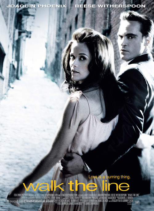 Walk the Line - Movie Poster