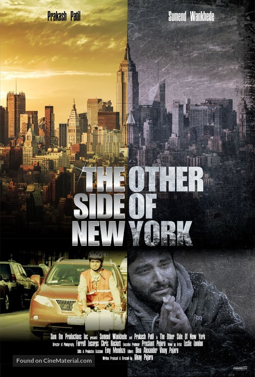 The Other Side of New York - Movie Poster