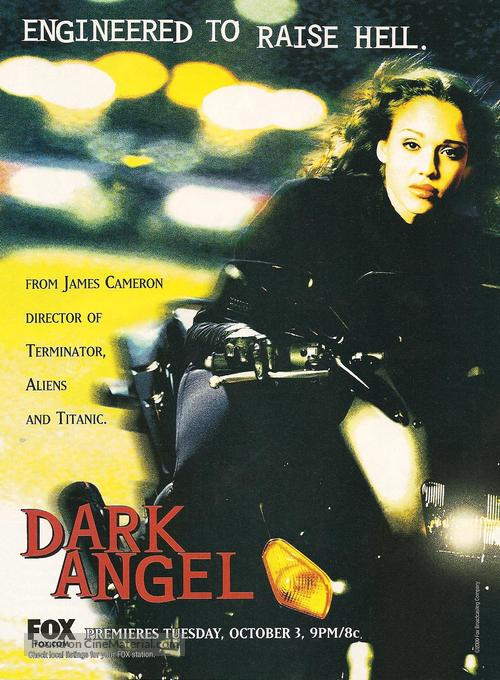 """Dark Angel"" - Movie Poster"