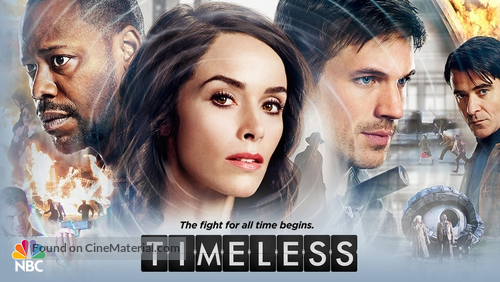 """Timeless"" - Movie Poster"