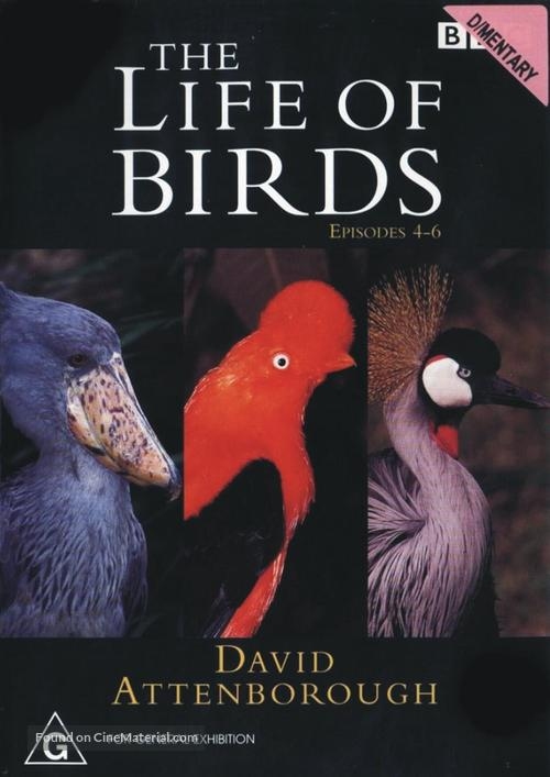 """""""The Life of Birds"""" - poster"""