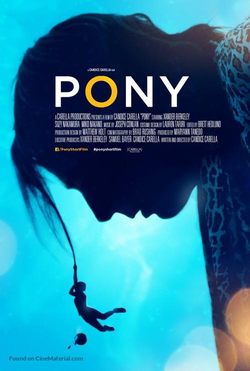 Pony - Movie Poster
