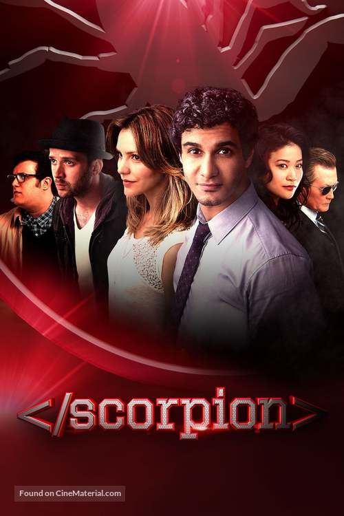 """Scorpion"" - Movie Cover"