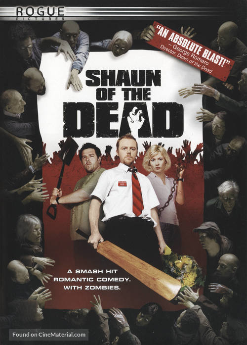 Shaun of the Dead - Movie Cover
