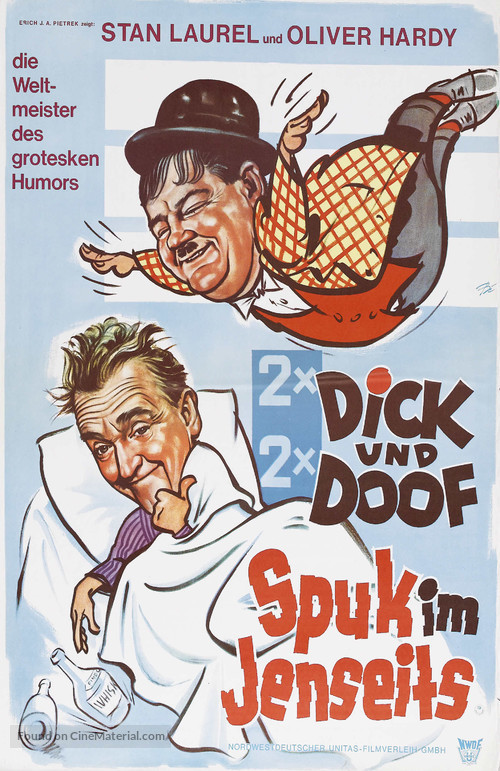 Our Relations - German Movie Poster