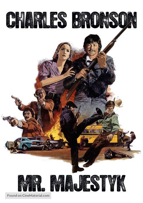 Mr Majestyk (1974) dvd movie cover