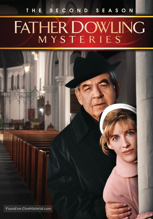 """""""Father Dowling Mysteries"""" - DVD movie cover"""