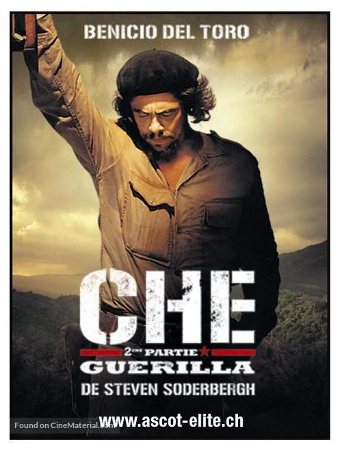 Che: Part Two - Swiss Movie Poster