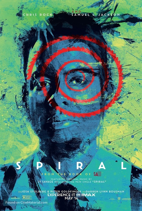 Spiral: From the Book of Saw - Movie Poster