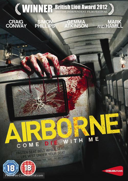 Airborne - DVD movie cover