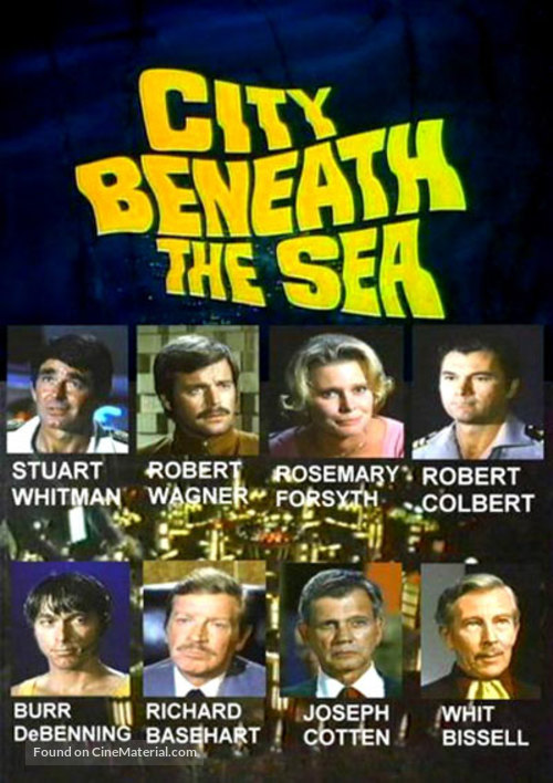 City Beneath the Sea - poster
