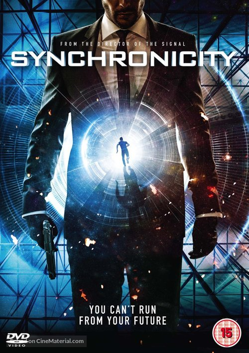 Synchronicity - British Movie Cover