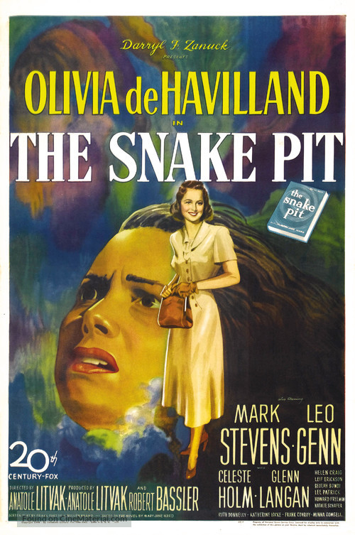 The Snake Pit - Movie Poster