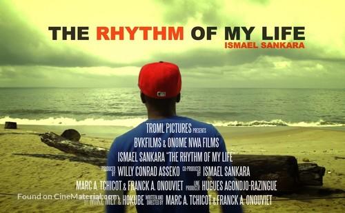 The Rhythm of My Life: Ismael Sankara - Movie Poster