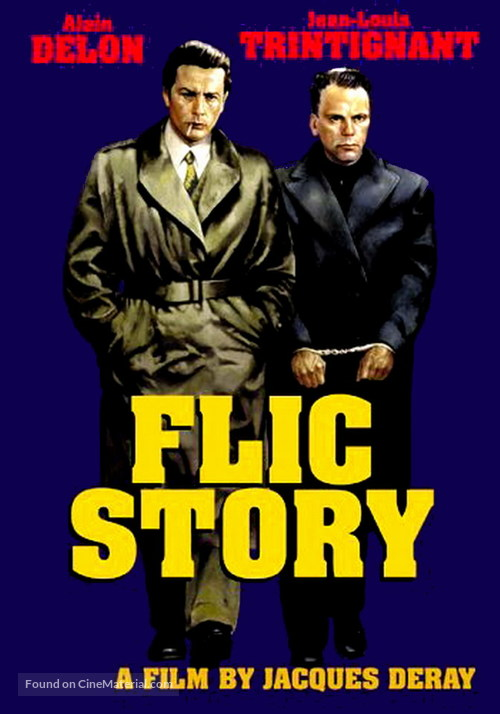 Flic Story - Movie Poster
