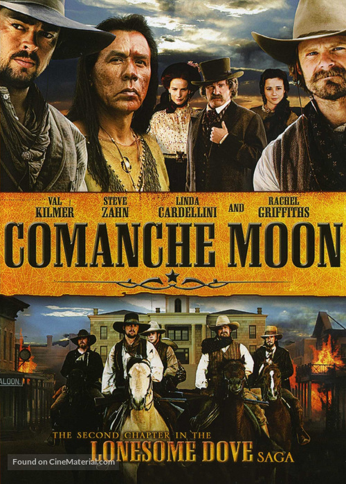 """Comanche Moon"" - poster"