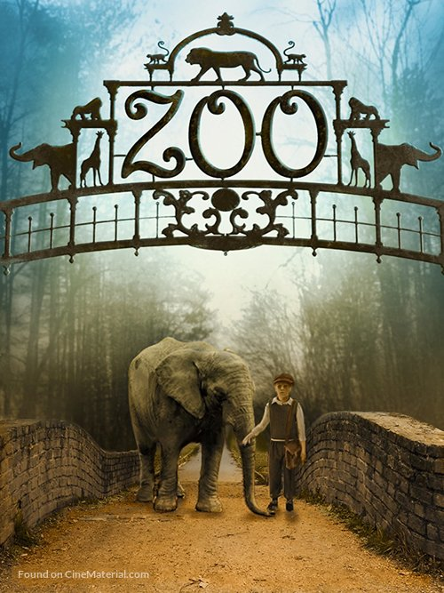 Zoo - British Movie Poster