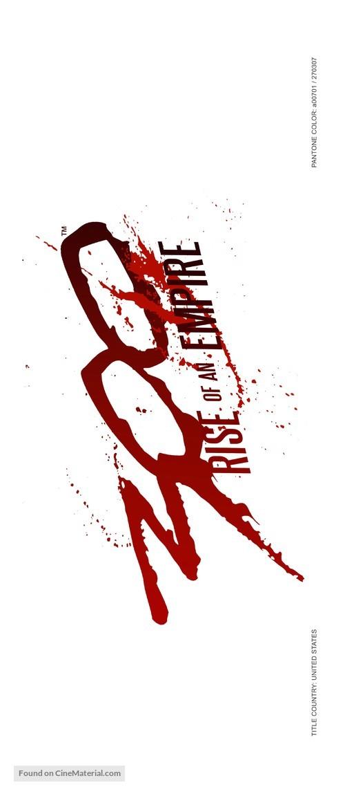 300: Rise of an Empire - Logo