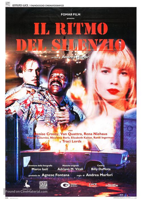 Il ritmo del silenzio - Italian Movie Poster
