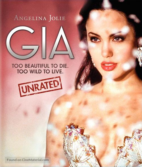 Gia - Blu-Ray movie cover