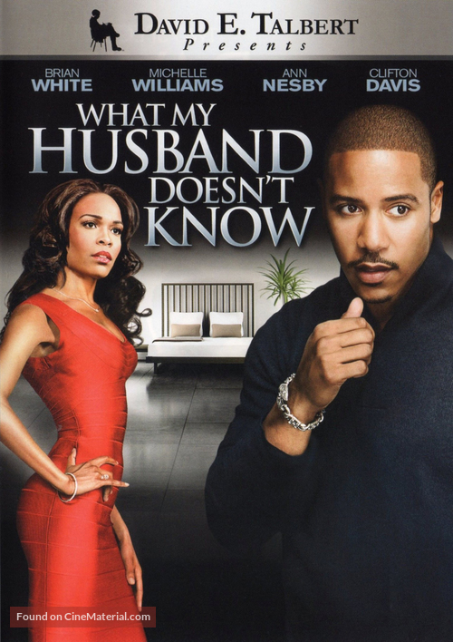 What My Husband Doesn't Know - Movie Cover