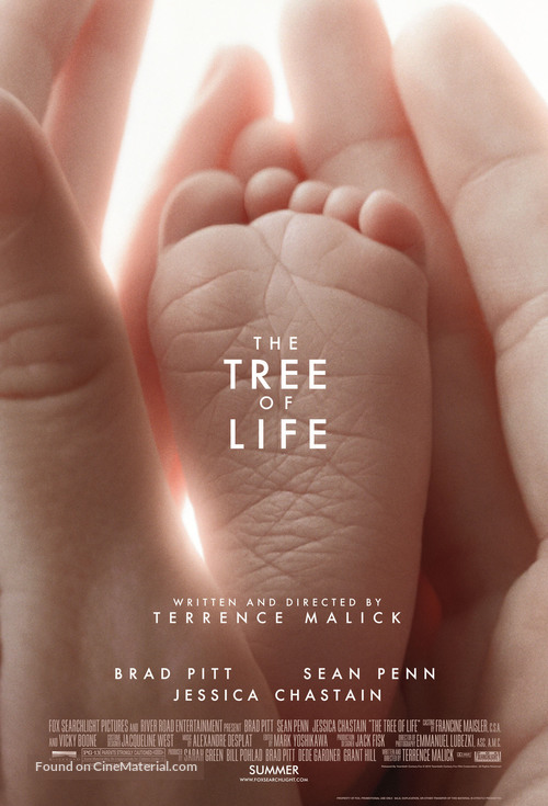 The Tree of Life - Movie Poster
