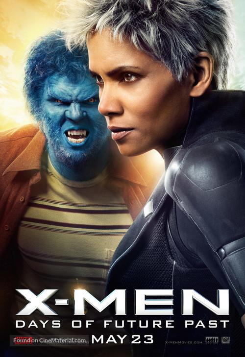 X-Men: Days of Future Past - Movie Poster