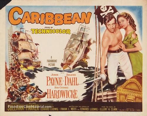 Caribbean - Movie Poster
