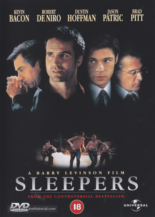 Sleepers - British Movie Cover