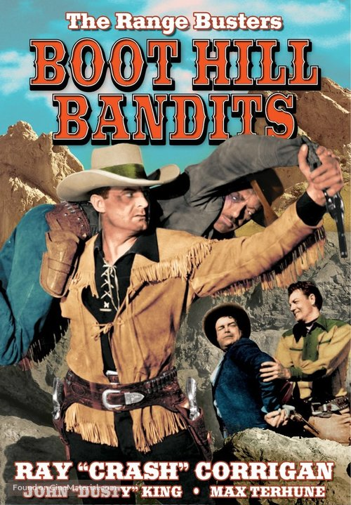 Boot Hill Bandits - Movie Cover