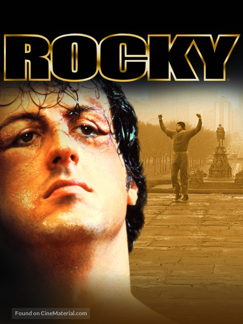 Rocky - Movie Cover