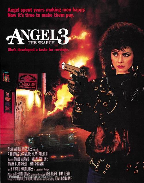 Angel III: The Final Chapter - Movie Poster