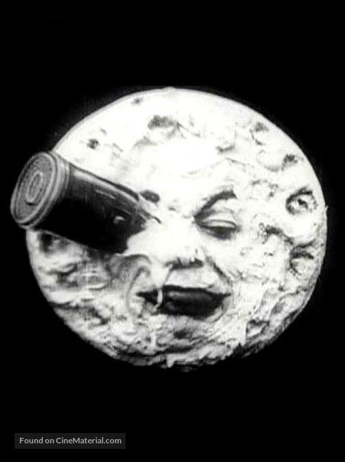 Le voyage dans la lune - Key art