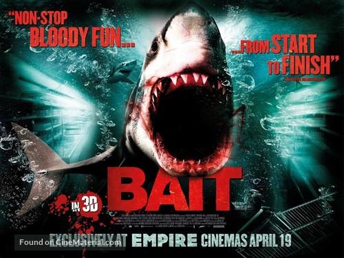 Bait - British Movie Poster