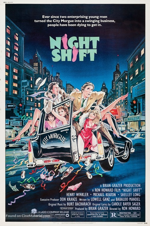 Night Shift - Movie Poster